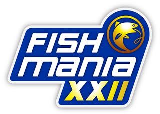 Fish'O'Mania XXI logo - square